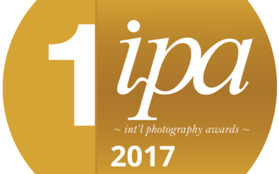 International Photography Awards 2017 で1st Placeを頂きました(喜)