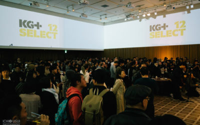KYOTOGRAPHIE & KG+ Opening Party に参加