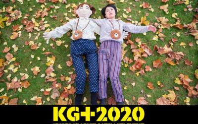 妻、Chika UsuiがKG+SELECT 10Artistsに選出されました